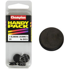 Champion Blanking Grommet - 3 / 8inch, BH018, Handy Pack, , scaau_hi-res