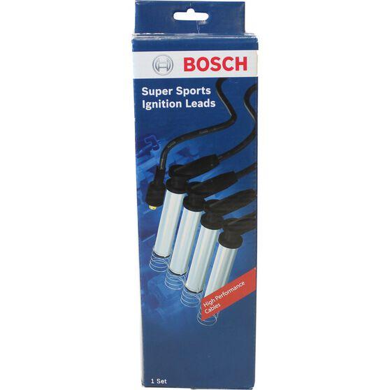 Bosch Super Sports Ignition Lead Kit B6025I, , scaau_hi-res