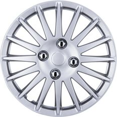 "SCA Wheel Covers - Turbine Silver 13"" Set of 4, , scaau_hi-res"