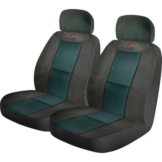 Urban Seat Covers - Grey, Adjustable Headrests, Size 30, Airbag Compatible, , scaau_hi-res