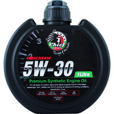 Chicasaw Engine Oil - 5W-30, 1 Litre, , scaau_hi-res