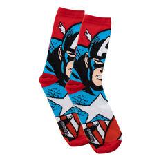 Marvel Captain America Classic Socks, , scaau_hi-res