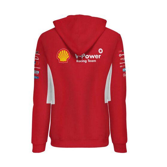 Shell V-Power Racing Team Women's 2020 Zip Hoodie, Red, scaau_hi-res