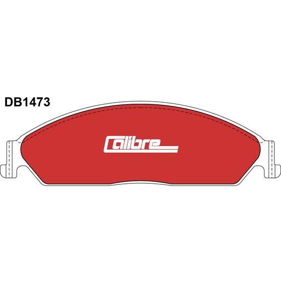 Calibre Disc Brake Pads DB1473CAL, , scaau_hi-res