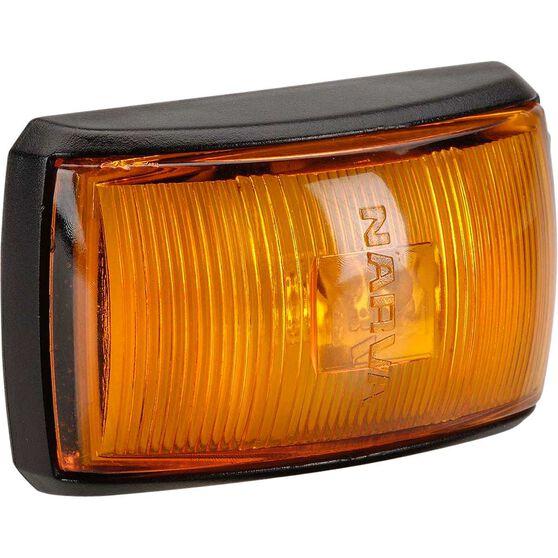 Narva Side Marker - LED, Amber, 10-30V, , scaau_hi-res