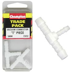 Champion T Pieces - 5mm, CVC2, Trade Pack, , scaau_hi-res