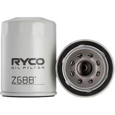 Ryco Oil Filter Z688, , scaau_hi-res