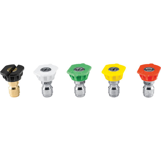 5 Piece Spray Nozzle Kit, , scaau_hi-res