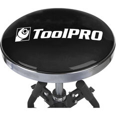 ToolPRO Adjustable Workshop Stool - Black, , scaau_hi-res