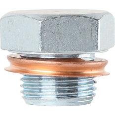 Tridon Oil Drain Plug TDP034, , scaau_hi-res