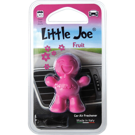Little Joe Mini Air Freshener - Fruit, , scaau_hi-res