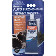 Selleys Autofix - Instant Gasket, Black, 75g, , scaau_hi-res