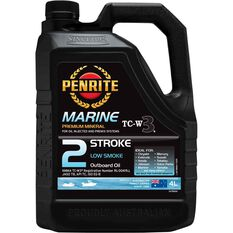 Penrite 2 Stroke Outboard Oil - 4 Litre, , scaau_hi-res