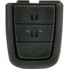 MAP Key Remote Button Replacement -  Suits Holden Commodore VE, 2 Button, KF212, , scaau_hi-res