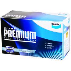 Ultra Premium Disc Brake Pads - DB1474, , scaau_hi-res