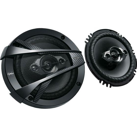 Sony XS-XB1641 4-Way 6.5 Inch Speakers, , scaau_hi-res