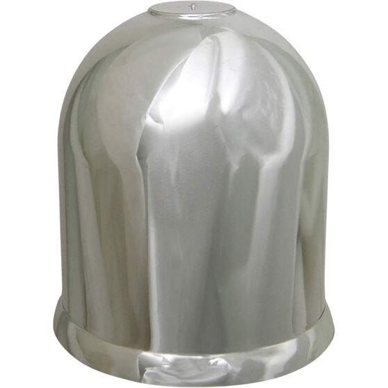 SCA Tow Ball Cover - Chrome Plated, 50mm, , scaau_hi-res