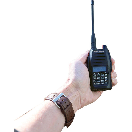 Ridge Ryder UHF CB Handheld Radio 5W RR50A, , scaau_hi-res