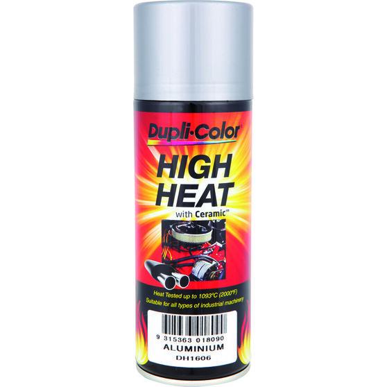 Dupli-Color High Heat Aerosol Paint Aluminium 340g, , scaau_hi-res