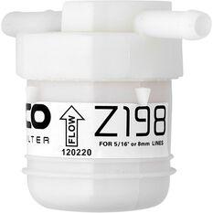Fuel Filter - Z198, , scaau_hi-res