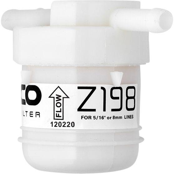 Ryco Fuel Filter - Z198, , scaau_hi-res