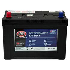 SCA 4WD Battery - N70ZZMF, 610CCA, , scaau_hi-res