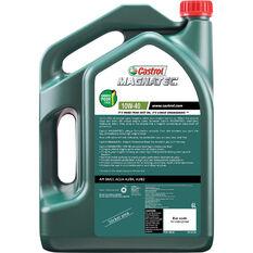 Castrol MAGNATEC Engine Oil -10W-40, 6 Litre, , scaau_hi-res