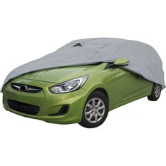 Car Cover - Gold Protection, Waterproof, Suits Hatch Vehicles, , scaau_hi-res