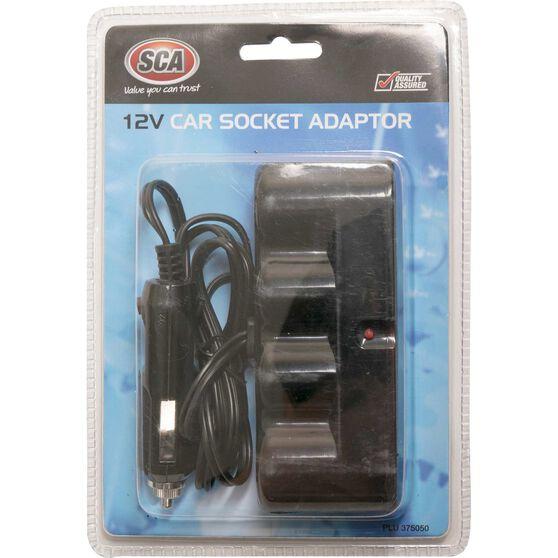 SCA Socket Adaptor - 12V, , scaau_hi-res