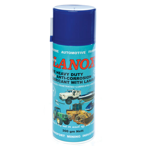 Inox Lanox MX4 Lanolin Lubricant 300g, , scaau_hi-res