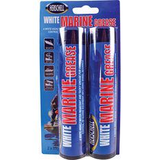 Herschell Marine Grease Cartridge Twin Pack 85g, , scaau_hi-res