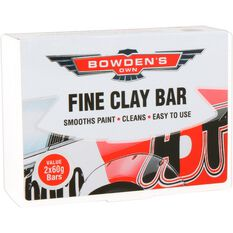 Bowden's Own Fine Clay Bar - 2 Pack, , scaau_hi-res