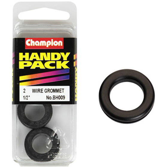 Champion Wiring Grommet - 1 / 2inch, BH009, Handy Pack, , scaau_hi-res