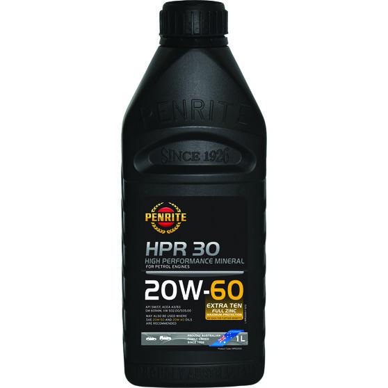 Penrite HPR 30 Engine Oil 20W-60 1 Litre, , scaau_hi-res