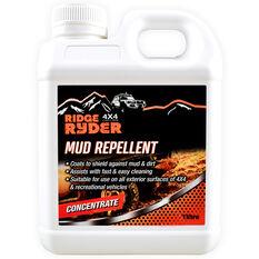 Ridge Ryder Mud Repellent Concentrate - 1 Litre, , scaau_hi-res