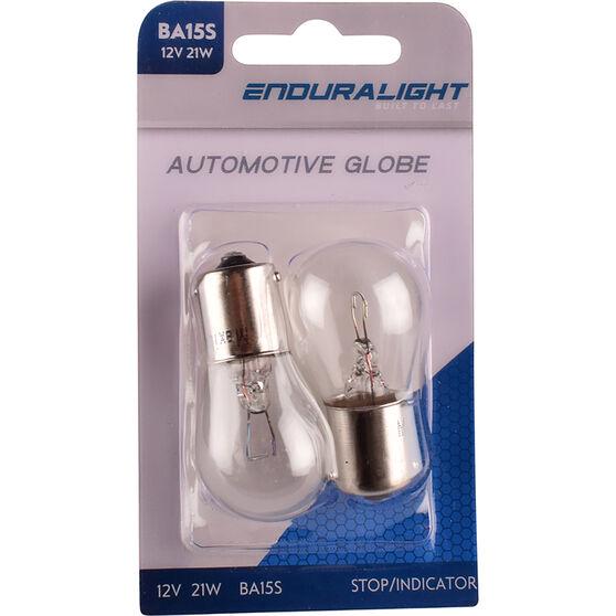 Enduralight Automotive Globe - Indicator / Reverse, 12V, 21W, 2 Pack, , scaau_hi-res