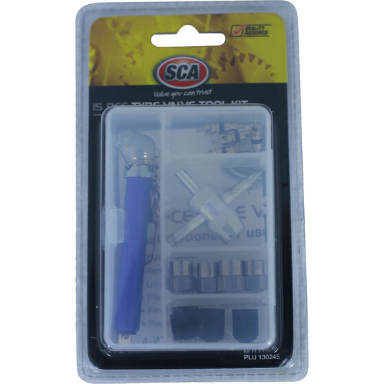 SCA Valve Repair Kit - 15 Piece, , scaau_hi-res