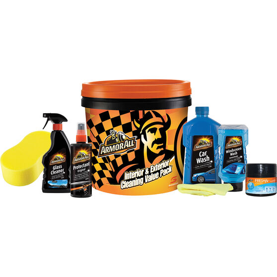 Armor All Value Cleaning Pack 8 Piece, , scaau_hi-res