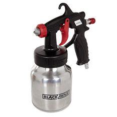 Blackridge Low Pressure Spray Gun - 600mL, , scaau_hi-res