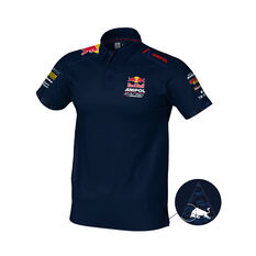 Red Bull Ampol Racing Polo Mens RBAR S, RBAR, scaau_hi-res