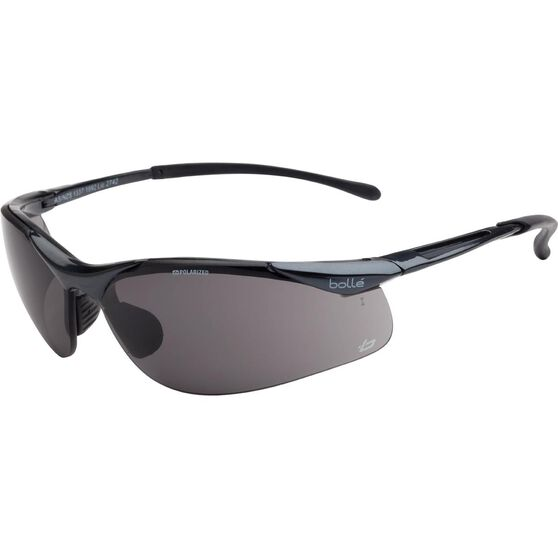 Bolle Safety Glasses - Sidewinder, Polarised, , scaau_hi-res
