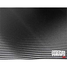 3M Carbon Fibre Vinyl Wrap - Black, Panel Pack, 1.52 x 1.80m, , scaau_hi-res