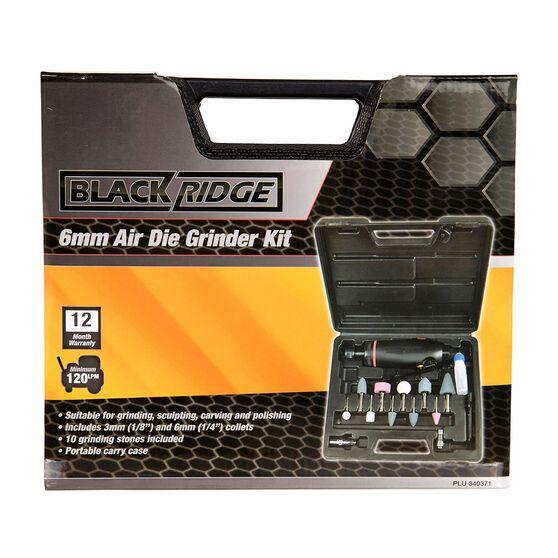 Blackridge Air Die Grinder Kit - 15 Piece, , scaau_hi-res