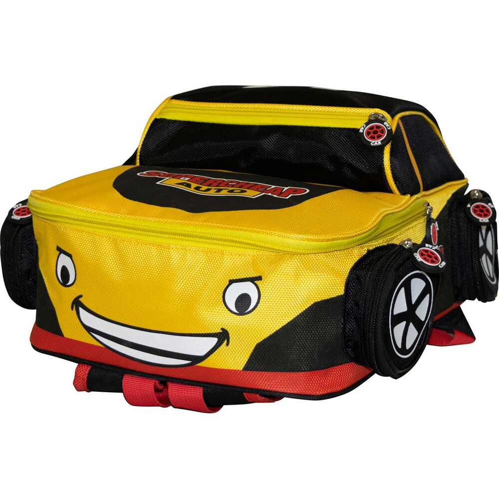 Supercheap Auto Racing Race Car Back Pack