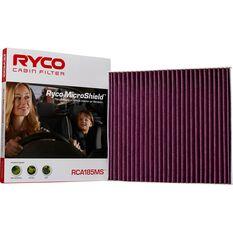 Ryco Cabin Air Filter Microshield RCA185MS, , scaau_hi-res