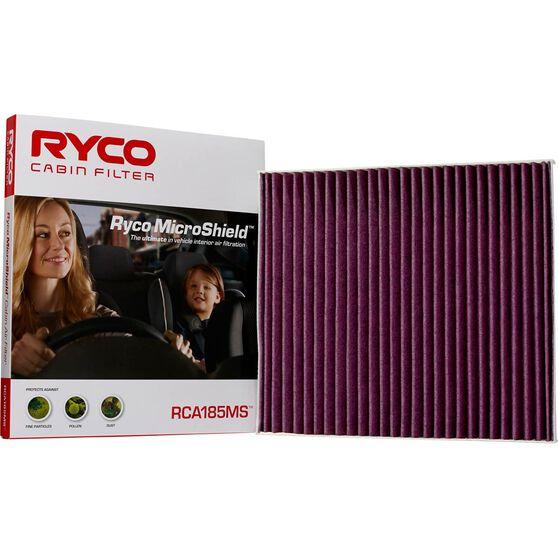 Ryco Cabin Air Filter Microshield - RCA185MS, , scaau_hi-res