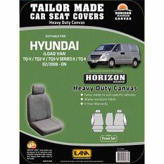 Ilana Horizon Tailor Made Pack for Hyundai iLoad TQ Van 02/08+, , scaau_hi-res