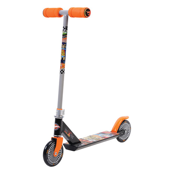 Kids Fixed Scooter Hot Wheels, , scaau_hi-res