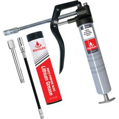 Alemlube Mini Pistol Grease Gun Kit, , scaau_hi-res