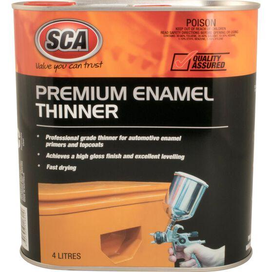 SCA Premium Enamel Thinner - 4 Litre, , scaau_hi-res